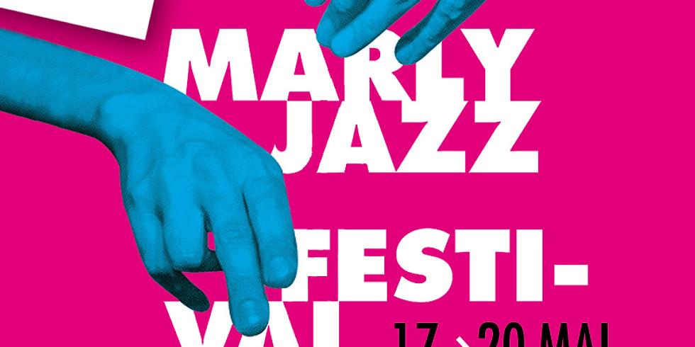 Obradovic-Tixier Duo - Marly Jazz Festival, FR