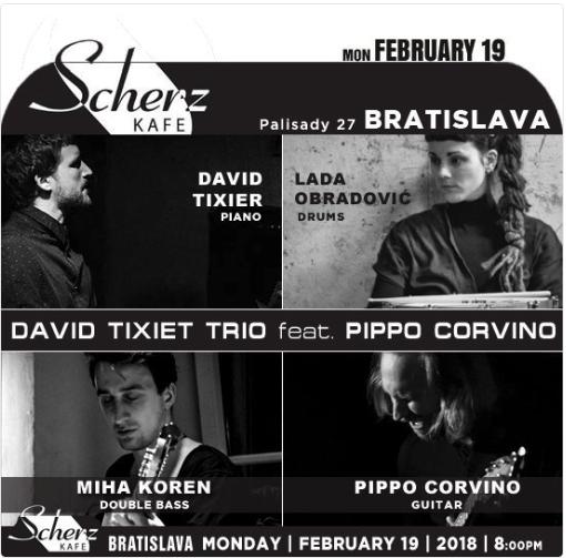 David Tixier Trio
