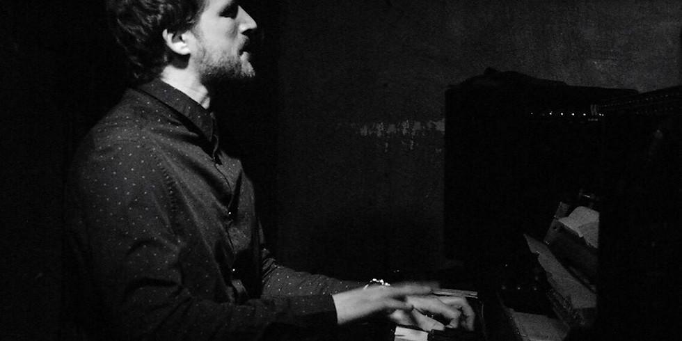 David Tixier Piano Solo - Bern, CH