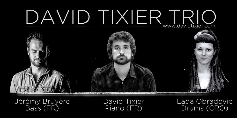 David Tixier Trio - B-Flat, Berlin (GER)