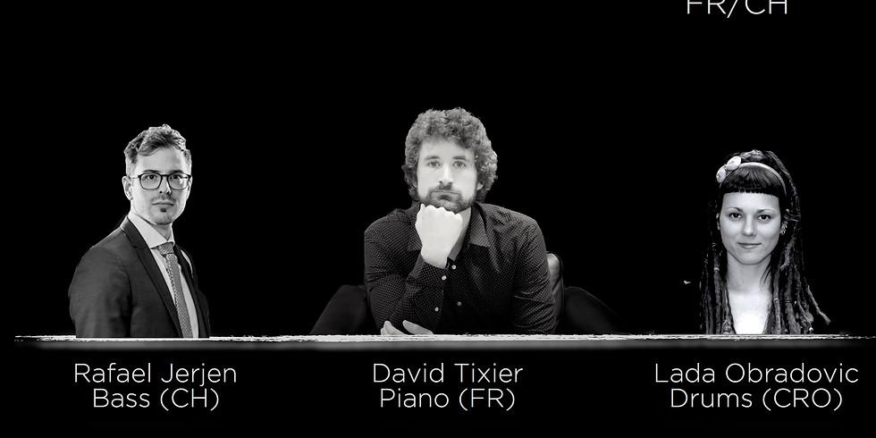 David Tixier Trio - Lausanne, Suisse