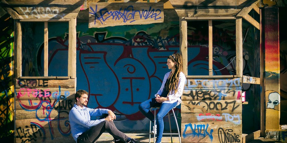 Obradovic-Tixier Duo - Lviv, Ukraine