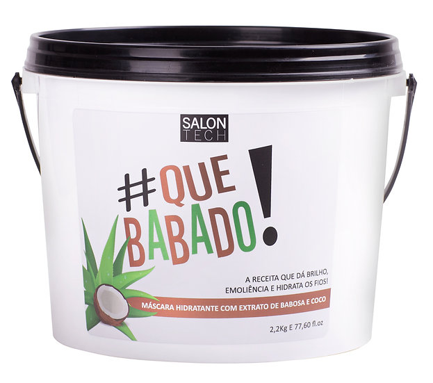 Máscara #QueBabado