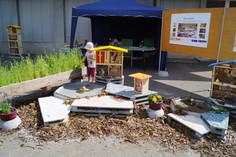 Ausstellung unserer Ökomodule an der Fachtagung zur Biodiversität am Strickhof Winterthur