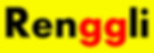 Logo Renggli Bauunternehmung