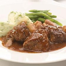 Beef Bordelaise