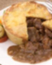 Steak & Ale Deep Fill Pie