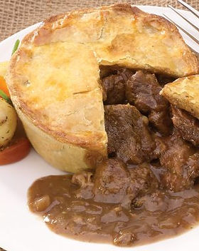 Steak & Ale Deep Fill Pie