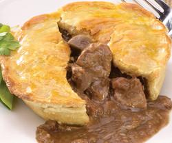 Steak & Kidney Deep Fill Pie