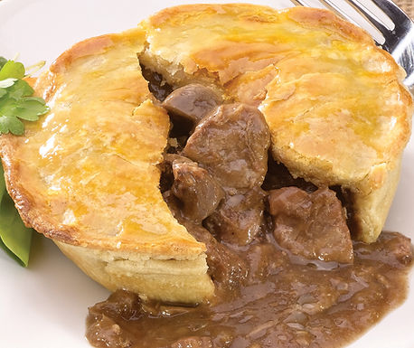 Steak & Kidney Deep Fill Pie