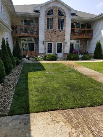 SH&P Landscaping
