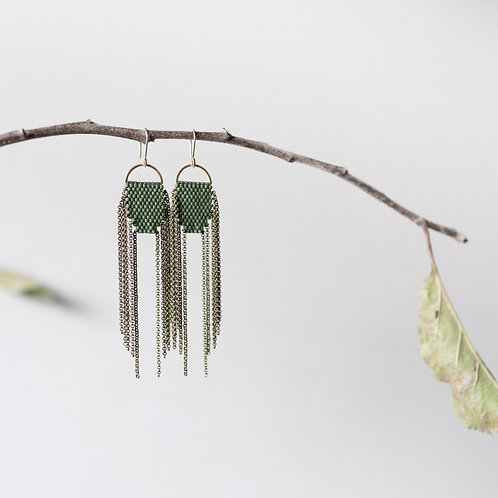 Dangle Earrings  (More colors)