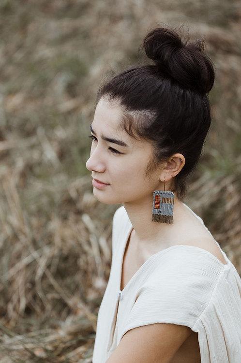 B Earrings (More Colors)