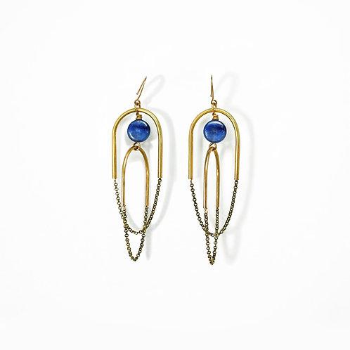 L earring