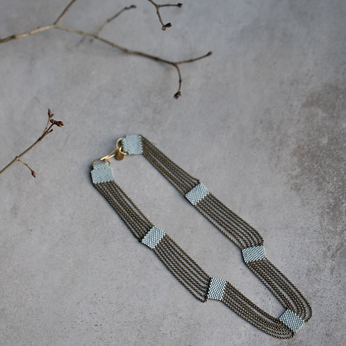 Eternity Necklace (More colors)