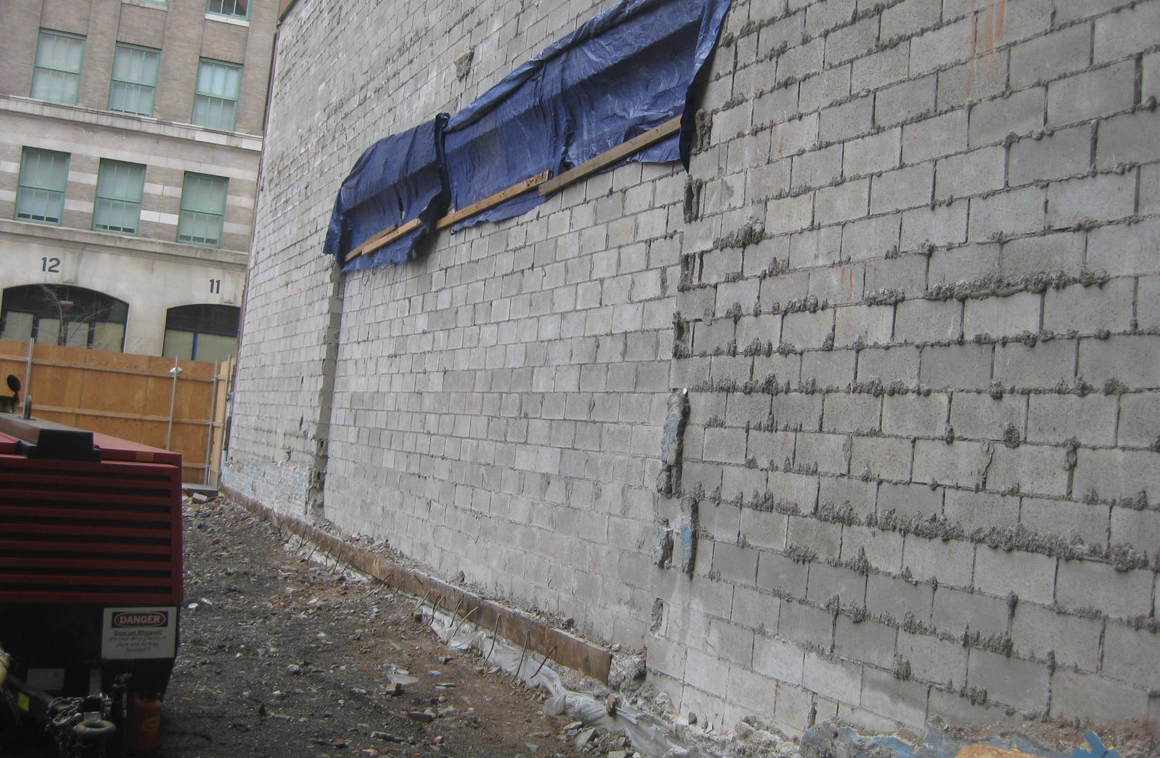 Engineering For Demolition