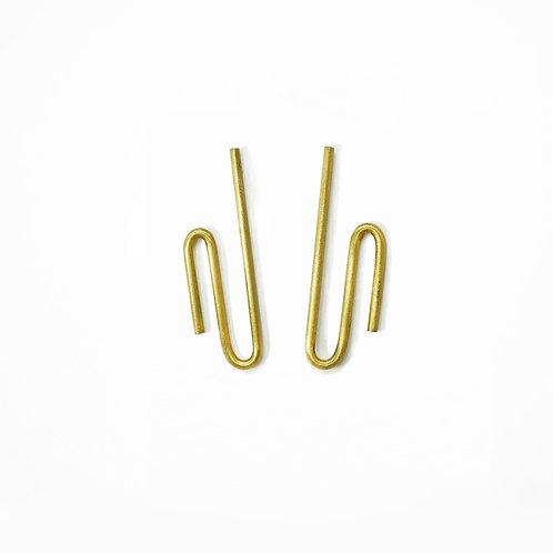 H earring