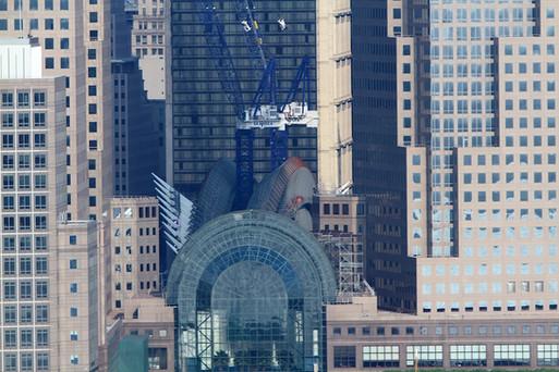 One World Trade Center Oculus; Manhattan, NY