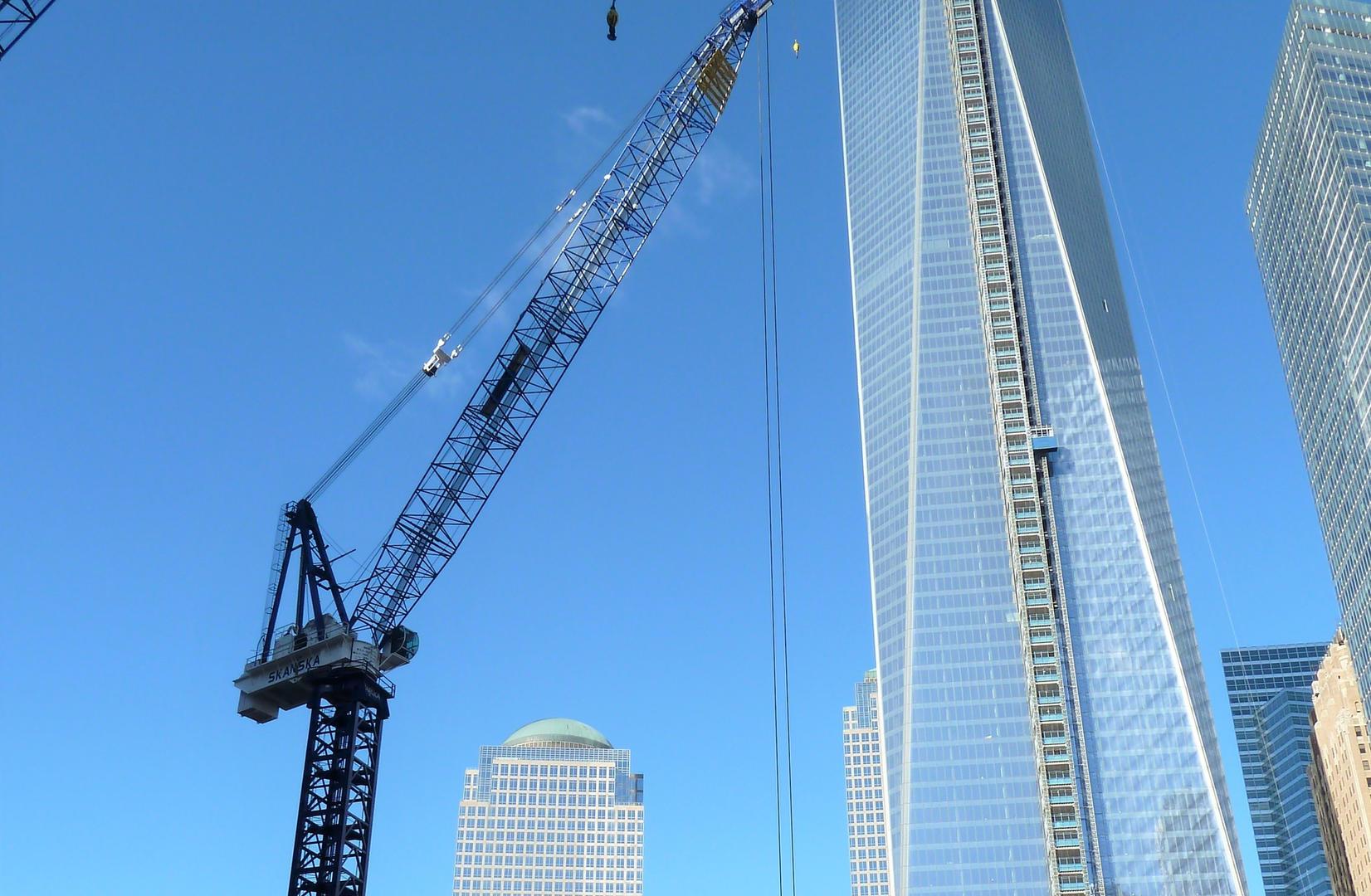 Tower Crane Installation Design