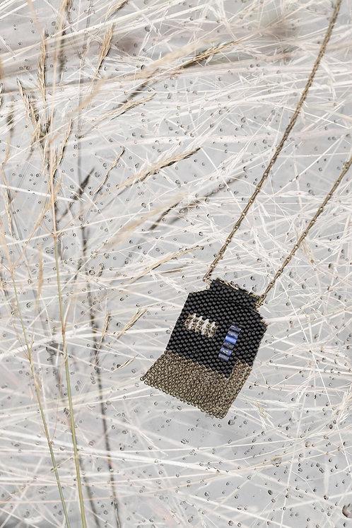 G Necklace (Black)