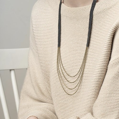 Lines Necklace