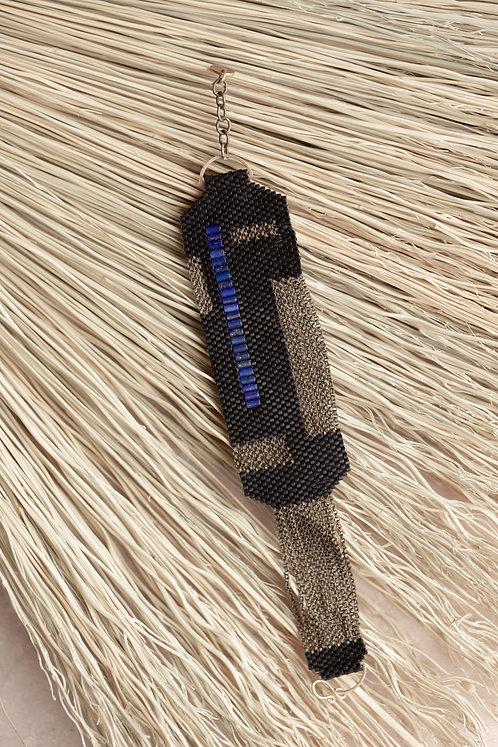E Bracelet (Black)
