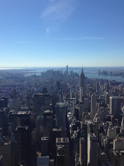 View of Midtown Manhattan from 432 Park Avenue