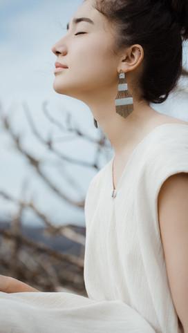 Chandelier Earrings      $148.00