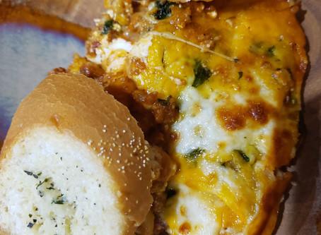 Meatless Meat & Veggie Lasagna