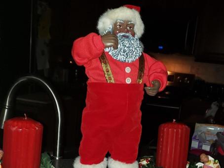 Santa: Jesus' Homeboy