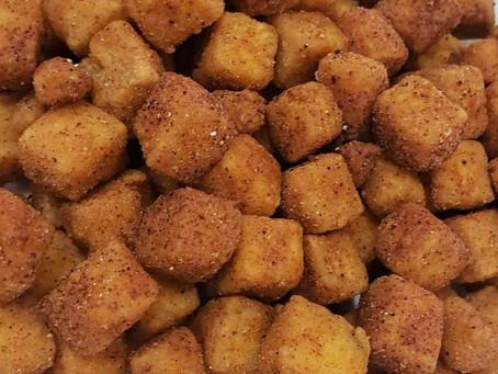 Tasty Fried Tofu