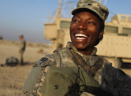 Laughing at an impending war?