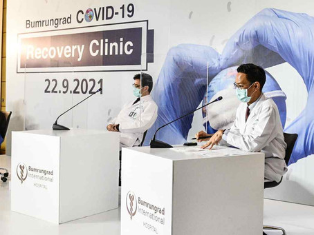 Living With Covid: Thai Medical Tourism Industry