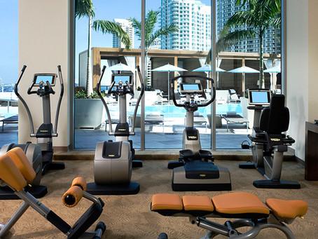 酒店该如何平衡健身房的支出与效益?