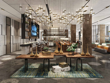 The New Guy in Town: Four Points by Sheraton Shanghai Hongqiao