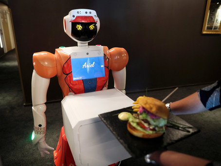 I, Robot: Welcoming the Hospitality Digital Age in the Midst of the Pandemic