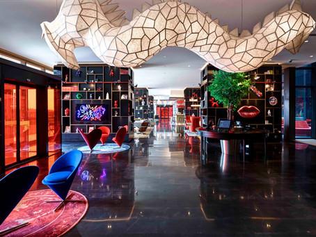 The Face of Creativity: Yati Shanghai Hongqiao Hotel
