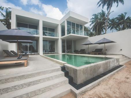 The More-Than-Bearable Lightness of Being: The Summer House Ambalangoda, Sri Lanka