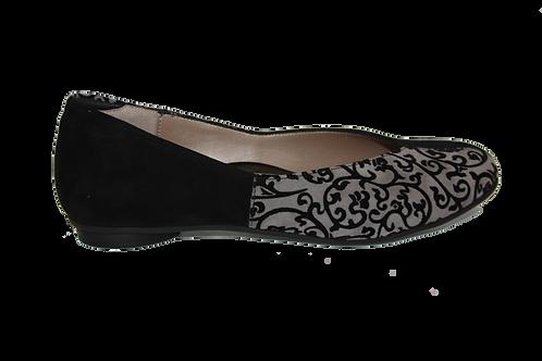 AMADA BLACK-GRAY BAROQUE