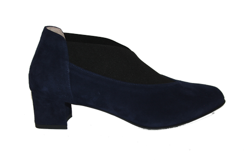 GIA BLUE SUEDE