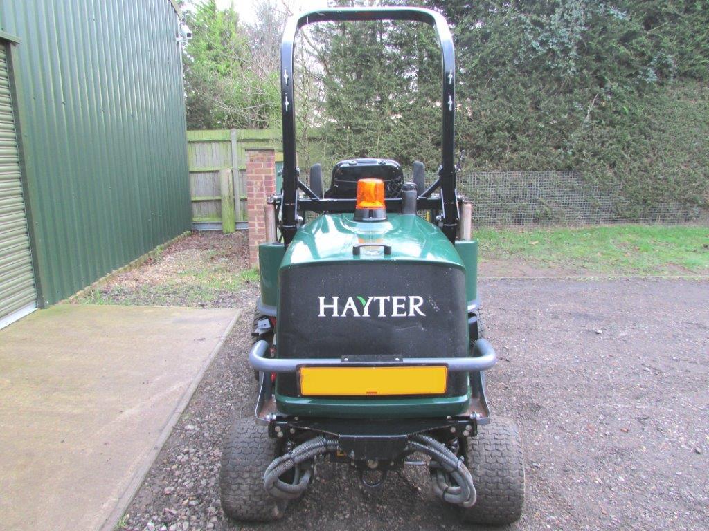 Hayter Triple Mower