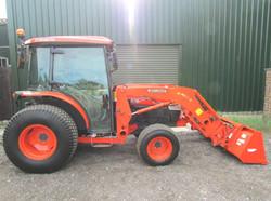 Kubota Compact Tractor c/w Loader