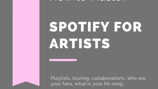 eBook - How to Master Spotify for Artists