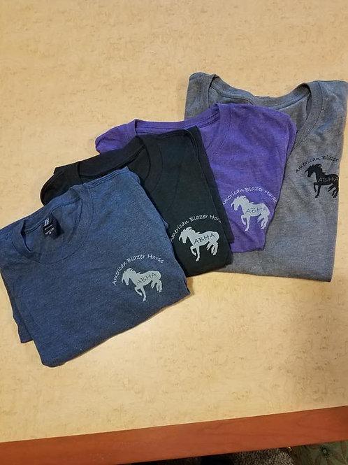 Tee Shirts- American Blazer Horse apparel