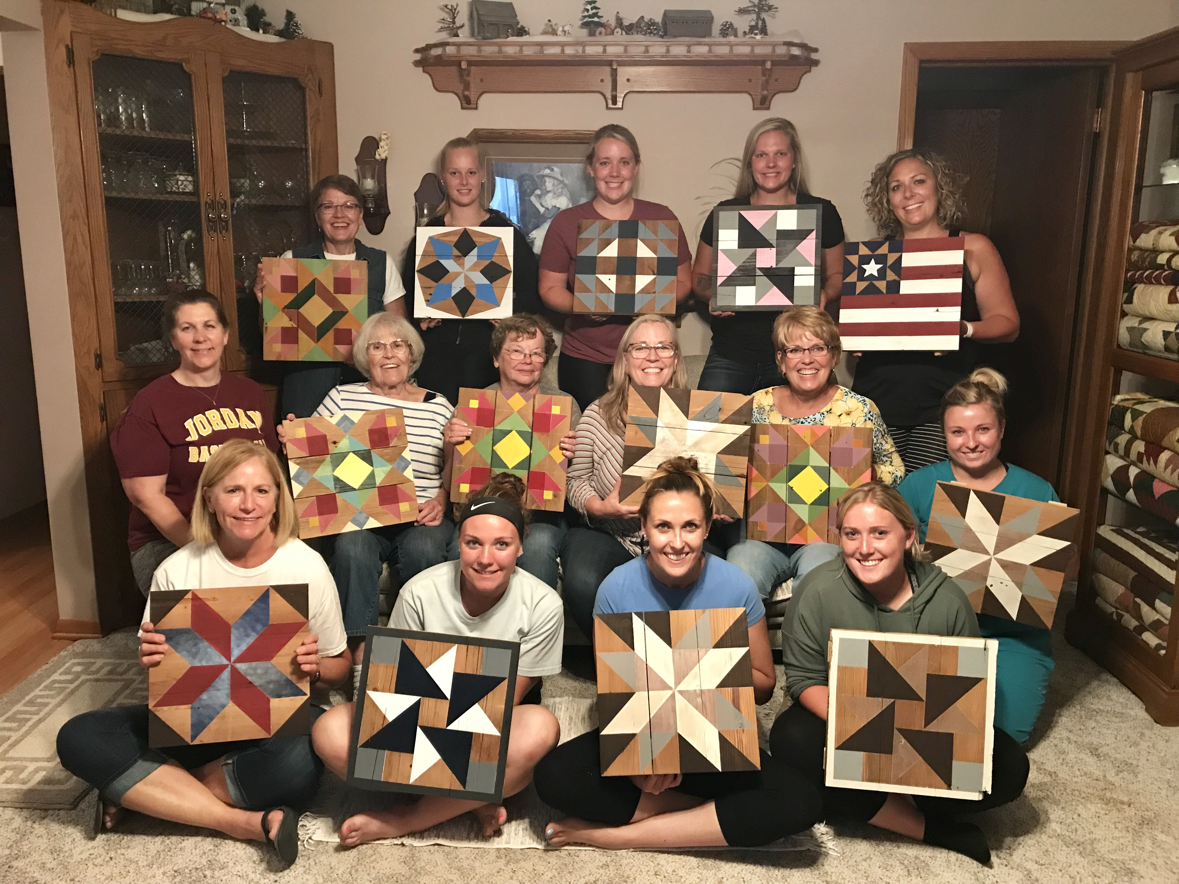 Private Barn Quilt Class