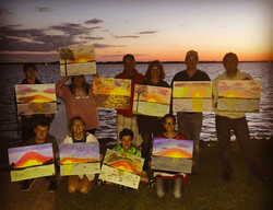 Plein Air Mother's Day Event