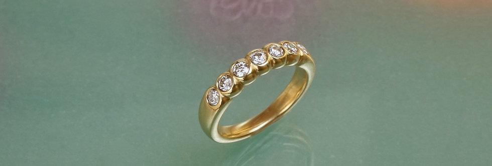 Ring Brillant Mémoire 7 (halb)