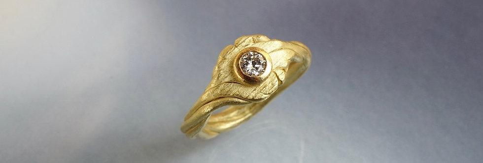 "Ring Brillant ""Sonne"""