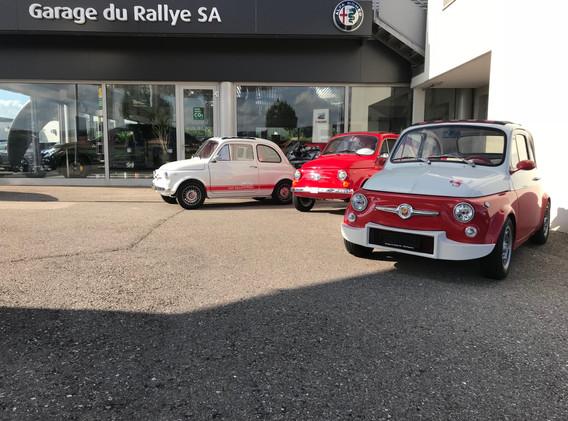 Fiat 500/Abarth sur mesure
