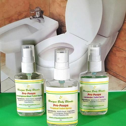 Pre-Poopa Toilet Spray